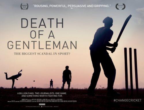 Death of a Gentleman, Cricket's Lifesaver