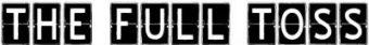 The Full Toss Logo